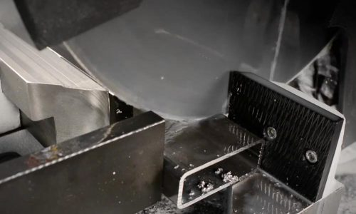 cortes de tubo industrial